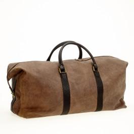 riesige Reisetasche aus Vollrindleder im Vintagelook 4348-4