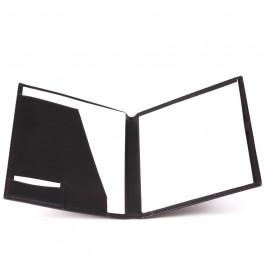 Schreibmappe aus Rindleder / Leder-Mappe Art. 3118
