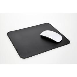 Mousepad aus Rindleder schwarz 4232-1