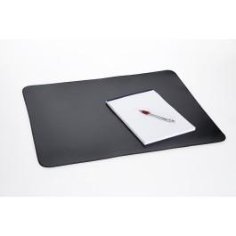 Schreibunterlage aus Rindleder  schwarz 4305-1