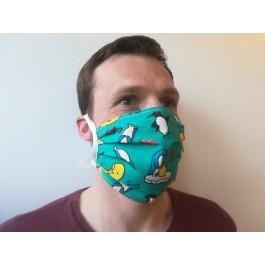 Mund- und Nasenmaske Pinguin 4410