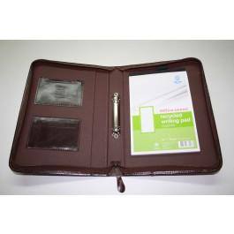 Ledermappe für iPad/Tablet PC V.Rdl 6061-3