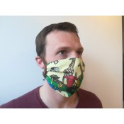Mund- und Nasenmaske Safari 4411
