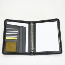 Präsentationsmappe / Ringmappe aus Kunstleder 152350