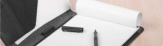 Schreibmappen